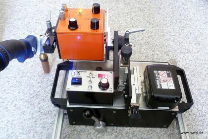 Schweißtraktor iweldtrac-Oscillator-v